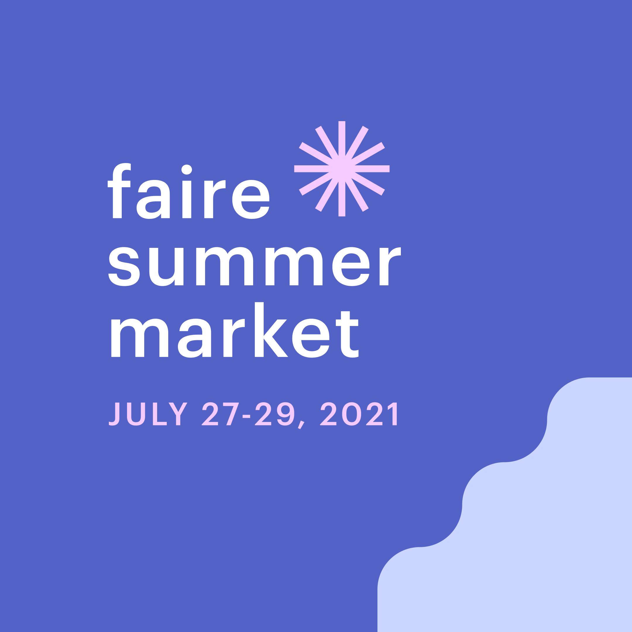Faire Summer Market